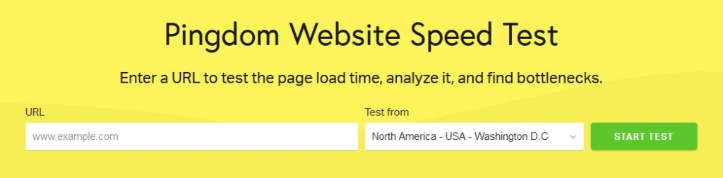 website running slow